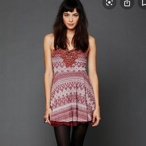 Free People Twinkle and Twirl Dress size S NWT